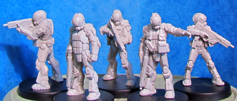 HFMASTER SF207 Resin Masters - The Five Eight