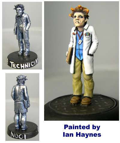 HFN001 Lab Technician