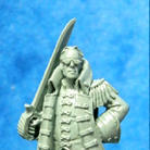 Privateer Godwin (resin)