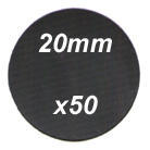 20mm diameter disc (x50)