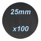 25mm diameter disc (x100)