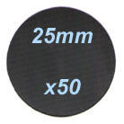 25mm diameter disc (x50)