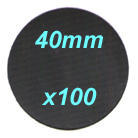 40mm diameter disc (x100)