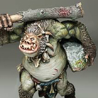 Red Box - Rocklobber the Troll (resin)