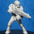 Resin Master - Sgt. Smallwood