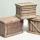 Mixed Large Crates x3