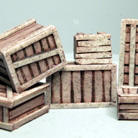 Mixed Small Crates x6