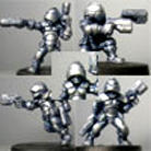 HFG5101 Close Combat Squad(helmeted)