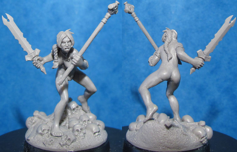 HFMASTER H188 Resin Master - Glory Skyclad