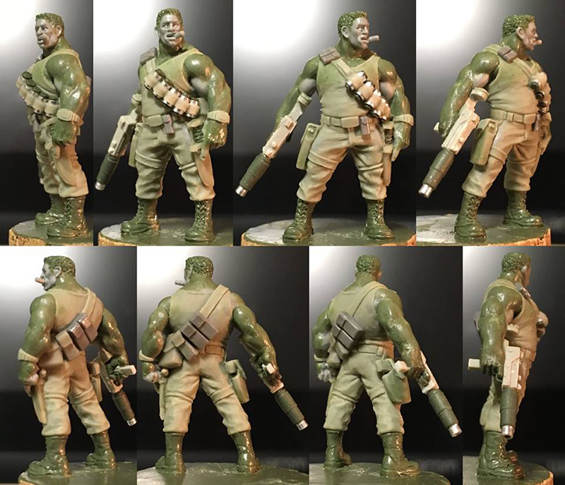 HFMASTER A201 Resin Master - Major Hoare