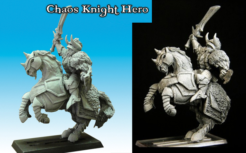 GZ-01-02 Gamezone - Chaos Knight Hero