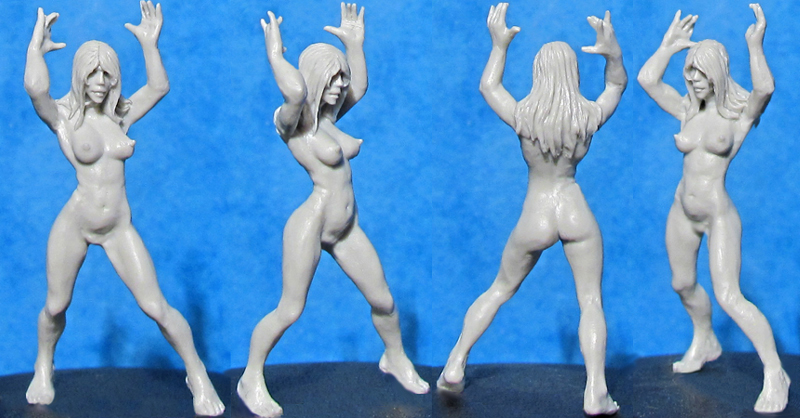 HFMASTER H111 Resin Master - Lenore Skyclad
