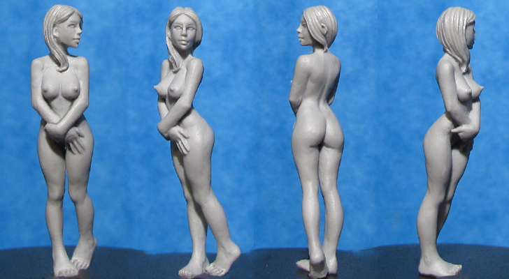 HFMASTER H148 Resin Master - Lucy