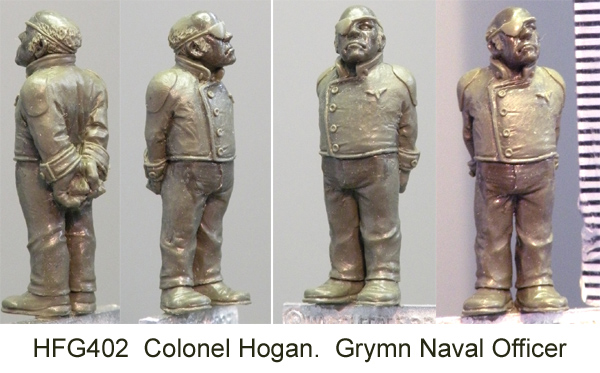 HFG402 Colonel Hogan