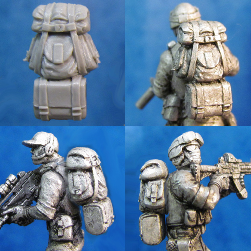 HFMT203 Modern Trooper - Heavy Backpack