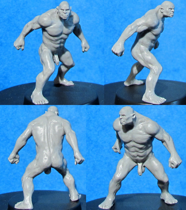 HFMASTER M034 Resin Master - Grond Skyclad