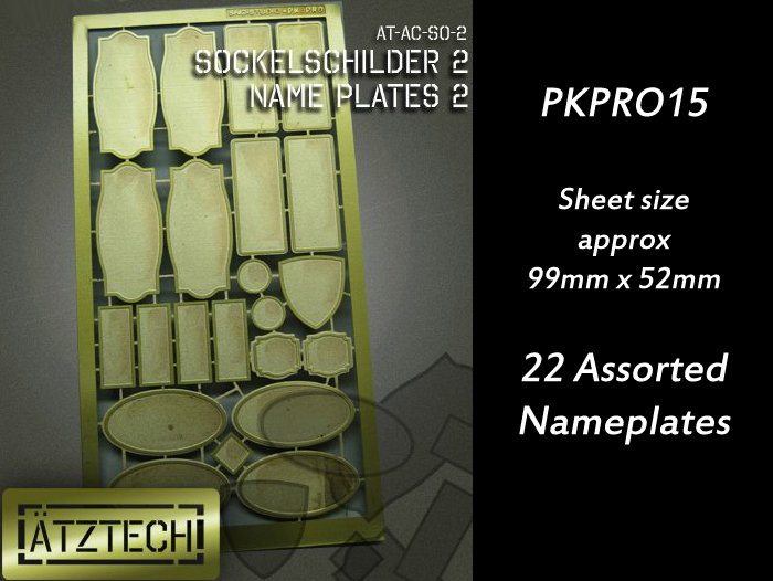 HFPKPRO15 Name Plates 2