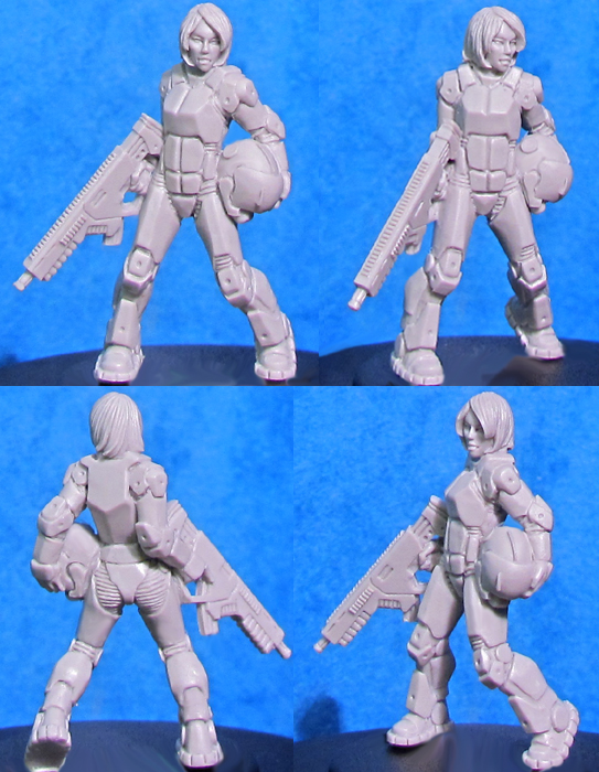 HFMASTER SF202b Resin Master - Capt. Thoran
