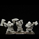 GZ-05-35 Gamezone - Dwarf Two-Handers I