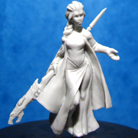 HFMASTER H135 Resin Master - Archmage Raisa