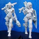 HF4009B-A3 40mm Kalee - Twinpack (resin) (2)