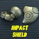 HFG546 Powered Armour - Left Arm 7 - Impact Shield