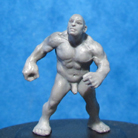 Resin Master - Dwarf Male Dolly II