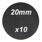 20mm diameter disc (x10)