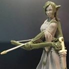 Resin Master - Unnamed Elf Archer
