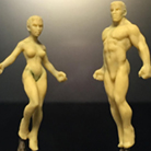Resin Master - Female Super Dolly